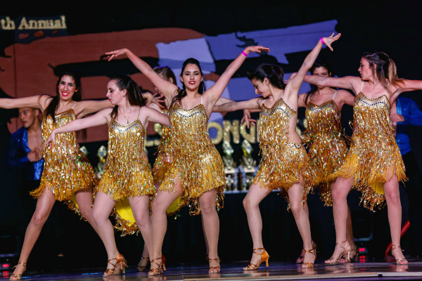 SF Salsa Congress Performance