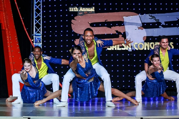 SF Salsa Congress 2012