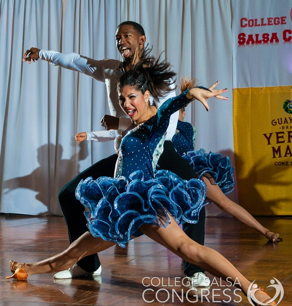 College Salsa Congress