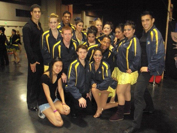 SJSU SF Salsa Congress 2011