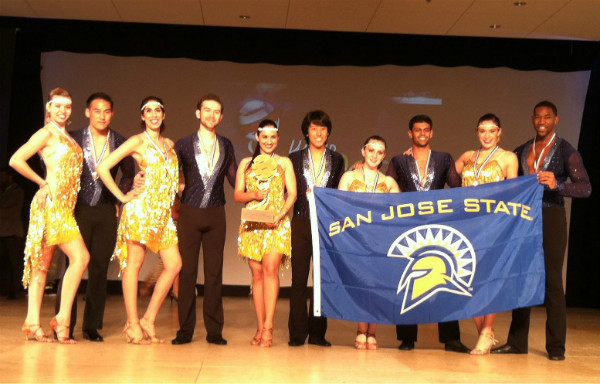 World Latin Dance Cup Champions!