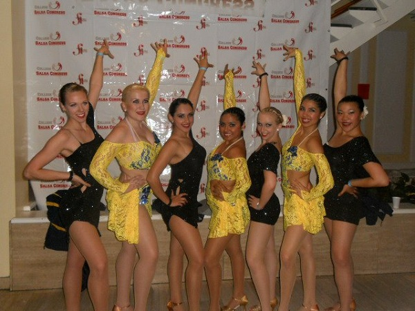 College Salsa Congress 2012