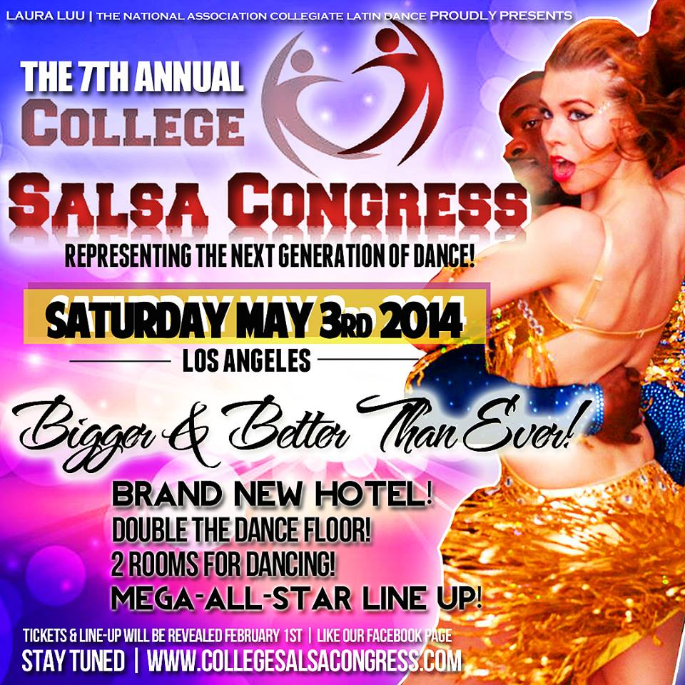 College Salsa Congress 2014