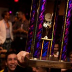 2015 College Salsa Congress Trophy