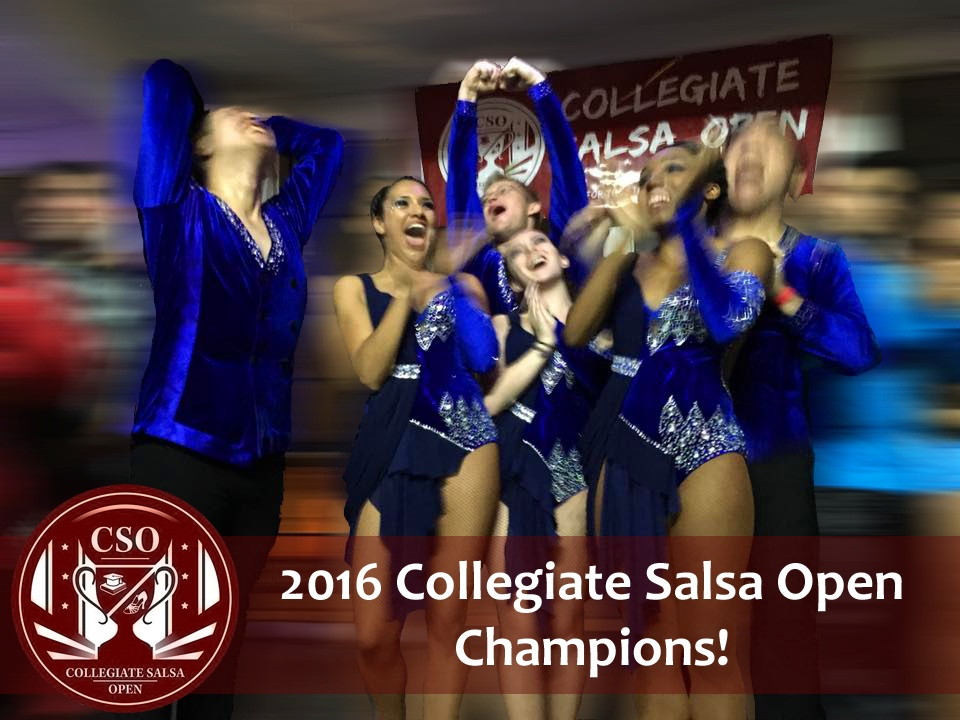 2016 Collegiate Salsa Open