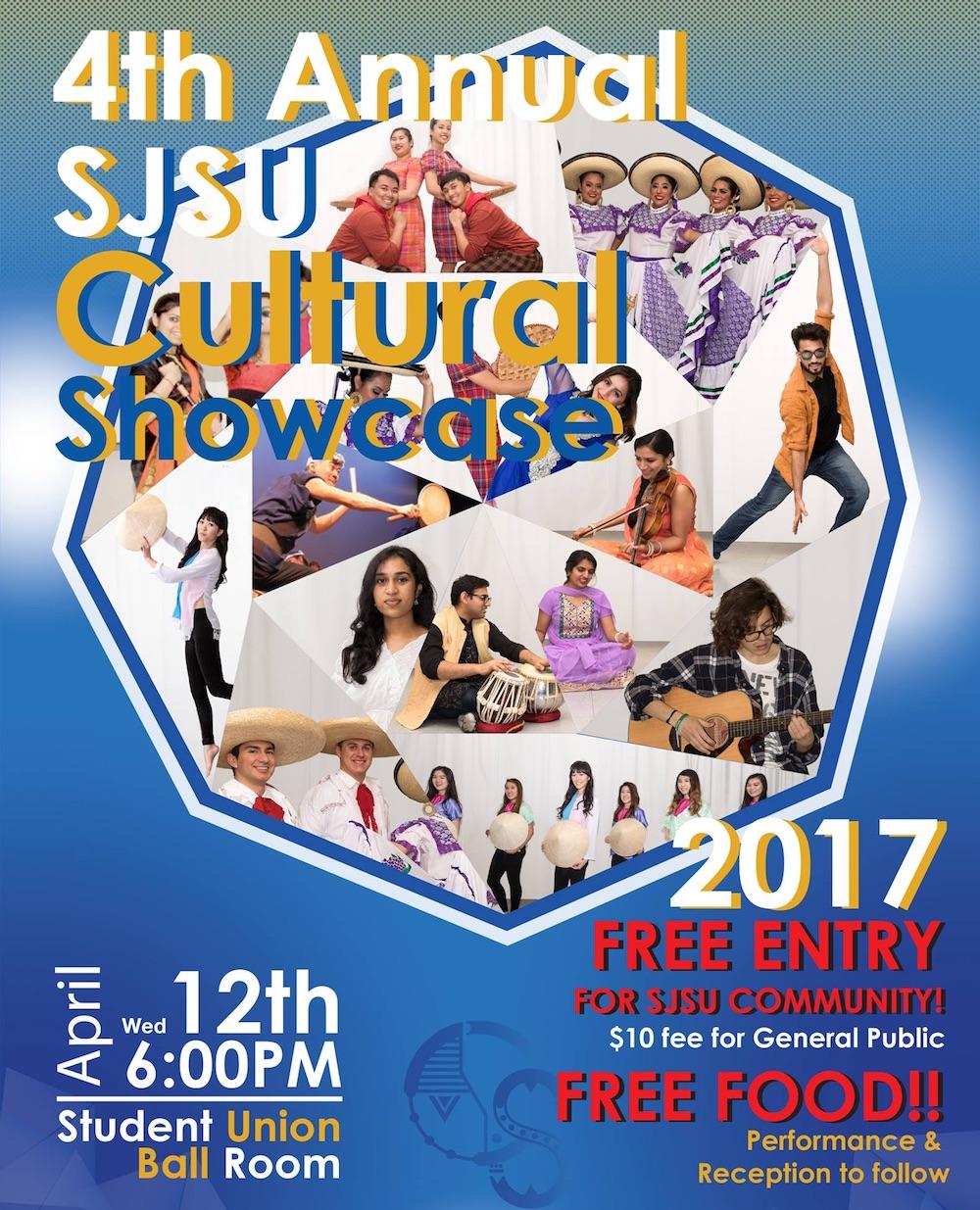 2017 SJSU Cultural Showcase
