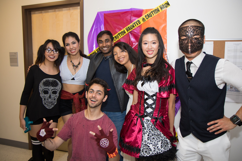 Spartan Mambo Halloween Social 2017