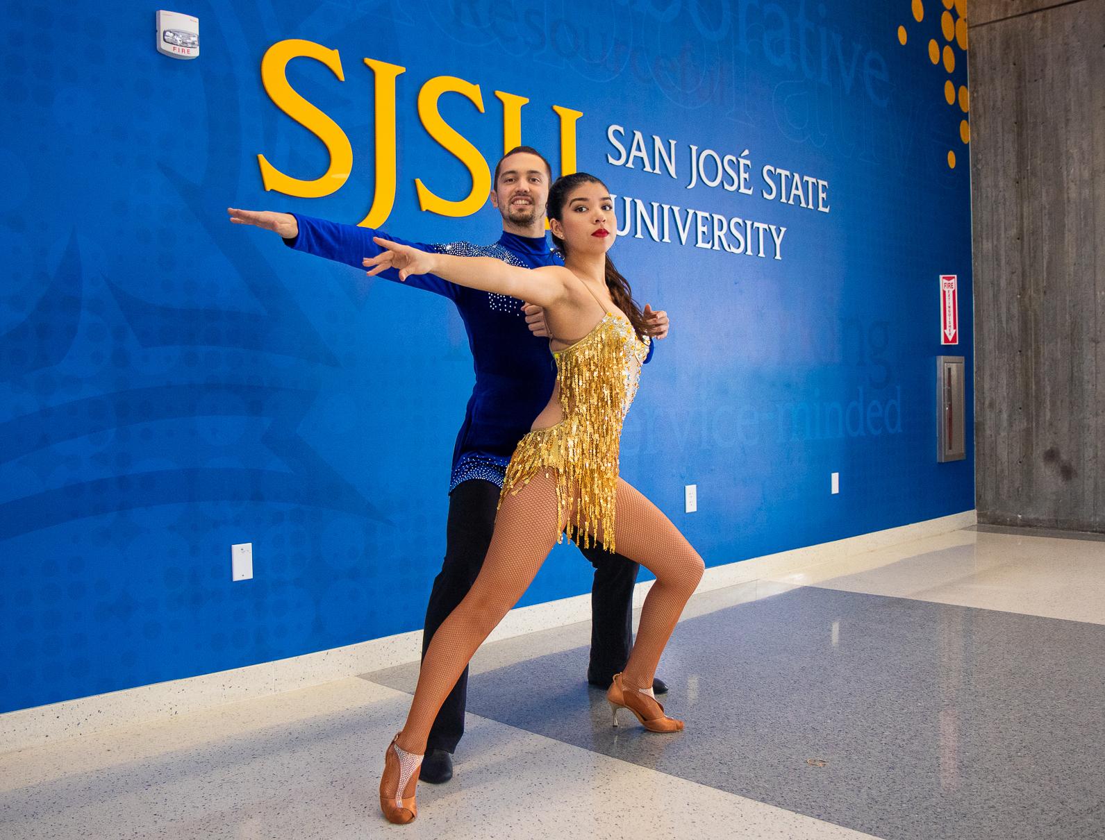 SJSU San Jose State University Campus